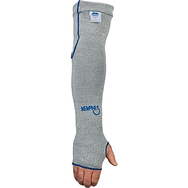 Memphis Glove Dyneema® 7 Gauge Gray Sleeve With Thumb Hole