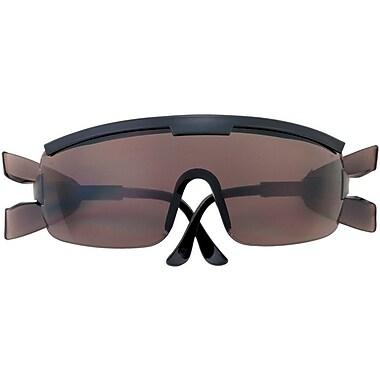 MCR Safety® ZX® ZX912 ANSI Z87 Protective Eyewear, Gray/Black