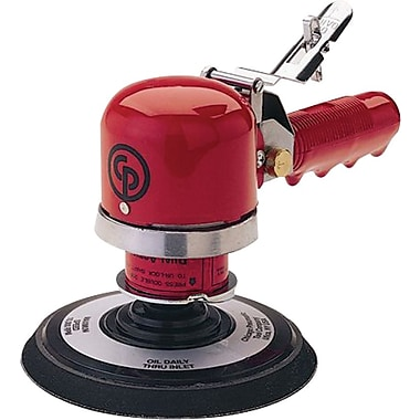 Chicago Pneumatic 870 Dual Action Sander, 10000 RPM