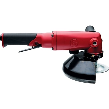 Chicago Pneumatic CP9123 Angle Grinder, 1.14 hp, 7500 RPM