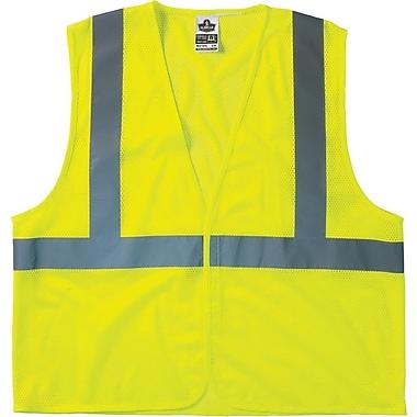 Ergodyne® GloWear® 8205HL Class 2 Super Econo Vest, 2XL/3XL