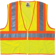 Ergodyne® GloWear® 8230Z Two-Tone Vests