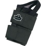Ergodyne ProFlex® 4010 Double Strap Black Left Wrist Supports
