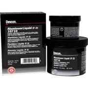 Devcon Aluminum Liquid Pourable Glue 16 oz.