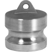 "Dixon™ Valve 100 Aluminum Type DP Boss-Lock Dust Plug, 1"" Male Quick"