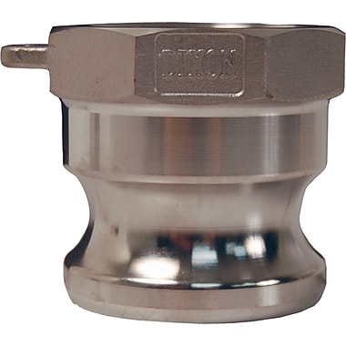 Dixon™ Valve G400 Aluminum Type A Global Adapter, 4