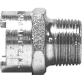 Dixon™ Valve QM63 Plated Steel Dix-Lock Quick-Acting Coupling, 3/4in. MNPT x 3/4in. Female Quick