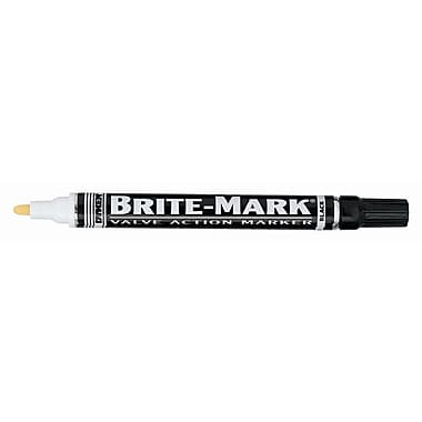 BRITE-MARK® Paint Marker, Black