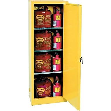 Eagle Mfg 1923 Flammable Storage Safety Cabinet, 24 gal