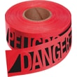 Empire® Caution Tape, 500'(L) x 3in.(W)