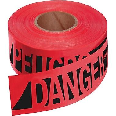 Empire® Caution Tape, 500'(L) x 3