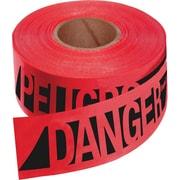"Empire® Caution Tape, 500'(L) x 3""(W)"