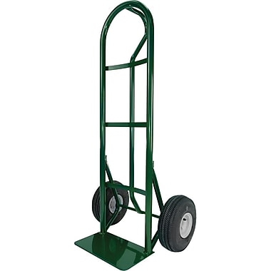 Harper™ Super Steel™ BKTAK19 P-Handle Hand Truck, 50in.(H) x 19in.(W), 600 lbs.
