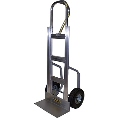 Harper™ GW2LLJ16G Vertical Loop Handle Hand Truck, Pneumatic Wheel, 52in.(H) x 23in.(W), 600 lbs.