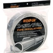 "Wrap-On® 16730 Insul-Foil Pipe Insulation, 30'(L) x 2""(W)"