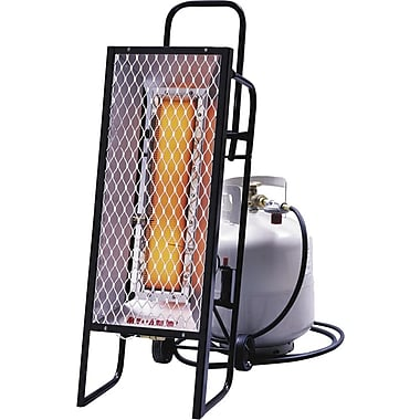 Enerco HS35LP Portable Radiant Heater, 35000 Btu/h