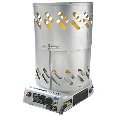 Enerco HS80CV Portable Convection Heater, 30000 Btu/h - 80000 Btu/