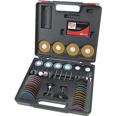 Ingersoll Rand™ 23A-VAR-GR Complete Surface Prep Kit, 50 Pieces
