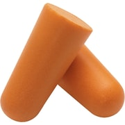 Jackson Safety® Uncorded NRR 31 db Disposable Ear Plug, Orange