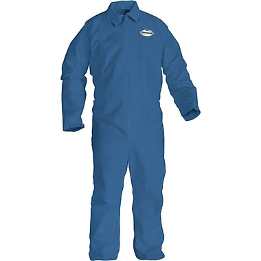 KleenGuard® A65 Flame Resistant Coverall, Blue, 4XL