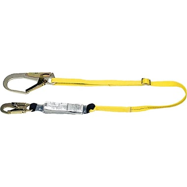 MSA Workman® Steel Energy Absorbing Lanyard