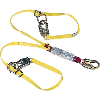 MSA Sure-Stop™ Twin Leg Energy Absorbing Lanyard