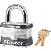 "Master Lock® 5D Laminated Padlock, 2""(W)"