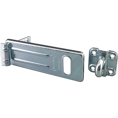Master Lock® 706D Hasp and Hasplock, 9/16in.(Dia)
