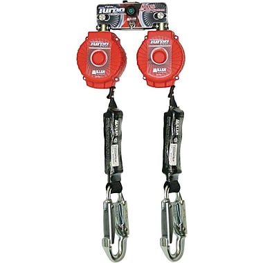 Honeywell Miller® Twin Turbo™ Steel Fall Protection System, 3/4