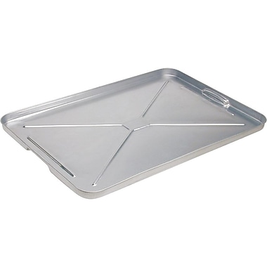 Plews & Edelmann™ Galvanized Drip Pan