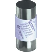 Precision Brand® Plain Stainless Steel Shim Stock Roll, 0.1 mm x 150 mm x 1.25 mm