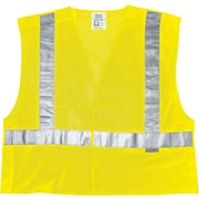 River City CL2MLPFRL Class II Tear-Away Safety Vest, Large