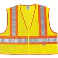 River City Luminator™ WCCL2L Class II Safety Vest, XL