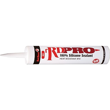 Red Devil® Red Heat Resistant RTV Sealant, 10.5 oz Cartridge