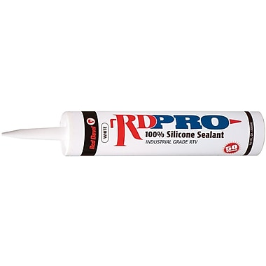 Red Devil® White Industrial Grade RTV Sealant, 10.1 oz. Cartridge