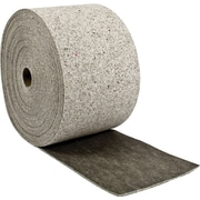 "Brady® Re-Form™ 28 1/2""(W) x 150'(L) Plus Heavy Weight Roll Absorbent Pad, 62 gal"
