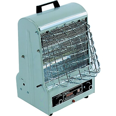 TPI Corporation 198 TMC Radiant/Fan Forced Portable Heater, 5120 Btu