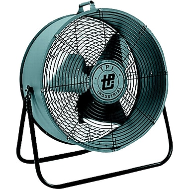 TPI Corporation MB 24in. Blower Fan, 1140 RPM