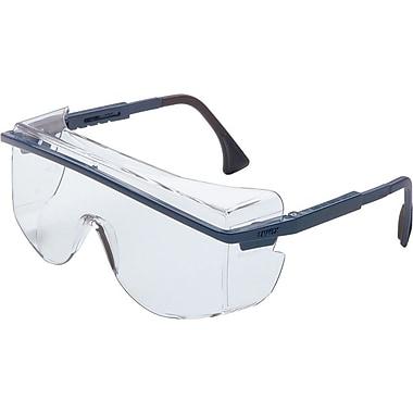 Uvex™ Astrospec OTG® 3001 ANSI Z87.1 Eyewear, Clear/Blue