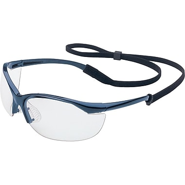 Sperian Vapor® Protective Eyewear, Metallic Blue