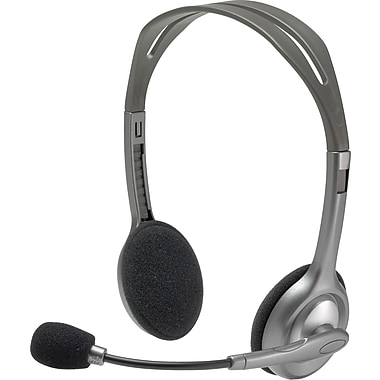 Logitech H110 Stereo Wired Headset