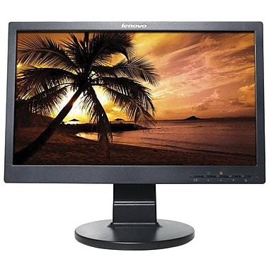 Lenovo™ LS1922 18.5in. Widescreen LED LCD Monitor