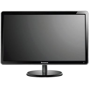Lenovo™ ThinkVision LS2323 23in. Wide Flat Panel LED LCD Monitor