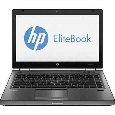 HP EliteBook Mobile Workstation 8470w - 14in. - Core i5 3380M - Windows 7 Pro 64-bit / 8 Pro downgrade - 4 GB RAM - 500 GB HDD