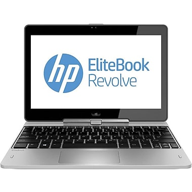 HP EliteBook Revolve 810 G1 Tablet - 11.6in. - Core i7 3687U - Windows 7 Pro 64-bit / 8 Pro downgrade - 8 GB RAM - 256 GB SSD