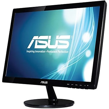Asus® VS207T-P 19.5in. Widescreen LED LCD Monitor