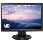 "Asus VW199T-P 19"" Black LED-Backlit LCD Monitor, DVI"