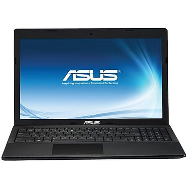 Asus® X55C 15.6in. LED LCD Laptop, Intel® Dual-Core™ i3-2370M 2.40GHz