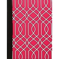 Carolina Pad Fashionista Composition Book, GEO Design, 9-3/4in. x 7-1/2in.