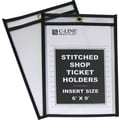 C-Line Plastic Shop Ticket Holder, 6in. x 9in.